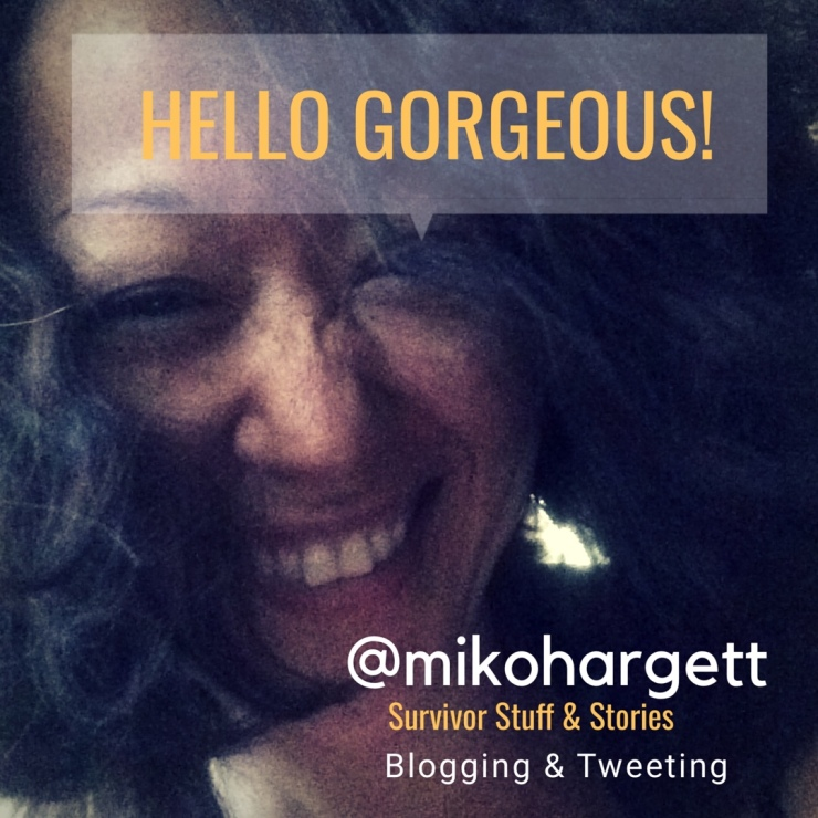 Morning Hair Selfie! Hello Gorgeous!